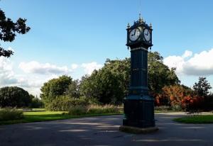 Brockwell Park Clock Tower © Memoirs Of A Metro Girl 2018