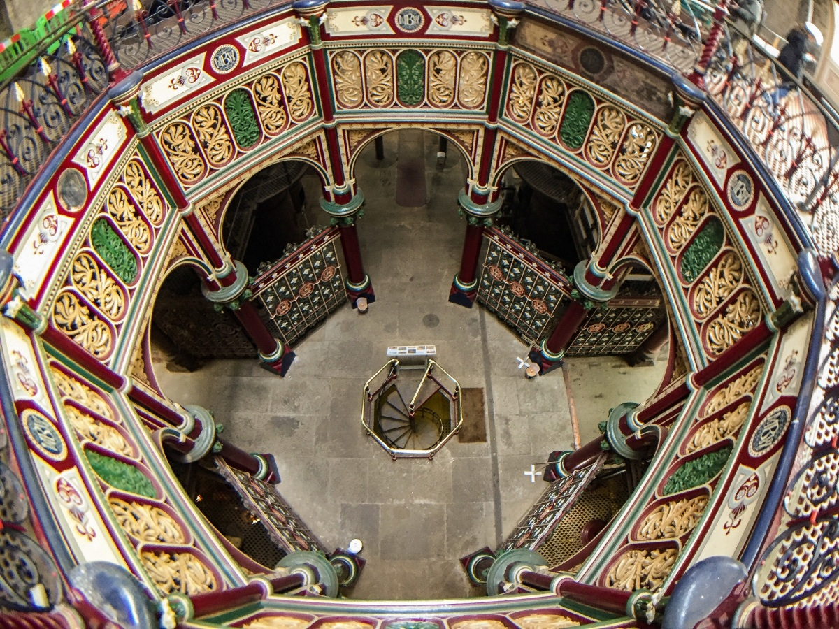 Crossness Pumping Station © Memoirs Of A Metro Girl 2018