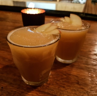 Mac and Wild whisky slushies © Memoirs Of A Metro Girl 2018