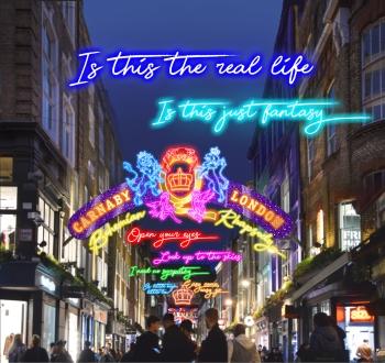 Carnaby Street - Bohemian Rhapsody