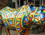 Conservation and colours as the Tusk Rhino Trail comes to the capital