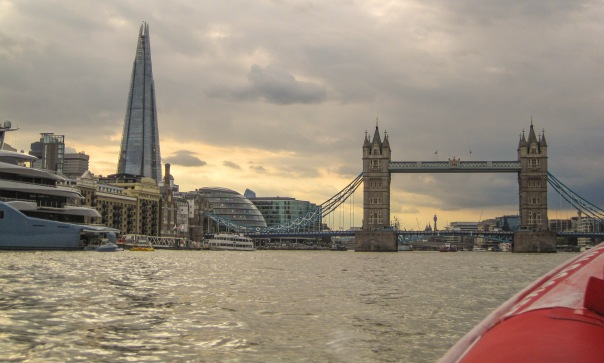 Tower Bridge and Shard Thames Rockets © Memoirs Of A Metro Girl 2018