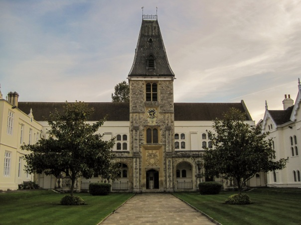 Dulwich Village Christ Chapel © Memoirs Of A Metro Girl 2018