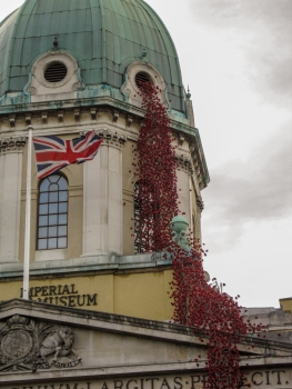 Poppies Imperial War Museum © Memoirs Of A Metro Girl 2018