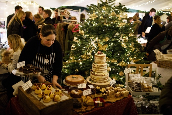 © Pear Tree Christmas market