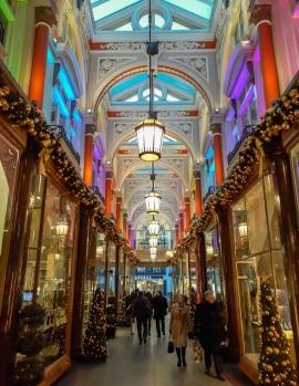 Royal Arcade Christmas © Memoirs Of A Metro Girl 2018