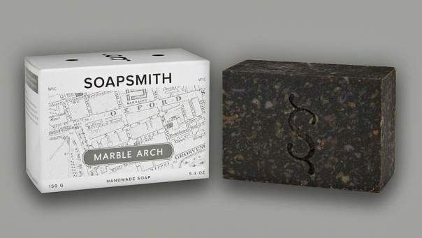 © Soapsmith Marble Arch soap
