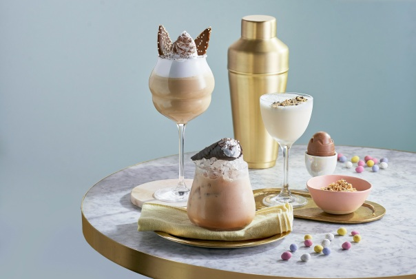 Easter Choctails © Dirty Martini