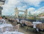 City views, Rosé and weekend brunches as Le Pont de la Tour launches La Maison du Rosé summer terrace