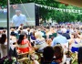 Wimbledon screenings in a festival setting at Big Screen on the Green