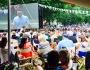 Wimbledon screenings in a festival setting at Big Screen on theGreen