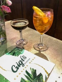 Gigis Espresso Martini Aperol Spritz © Memoirs Of A Metro Girl 2019