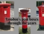 A look at London's post boxes from Queen Victoria to Queen ElizabethII