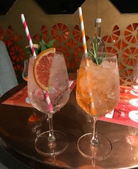 Dirty Martini summer drinks gin © Memoirs Of A Metro Girl 2019