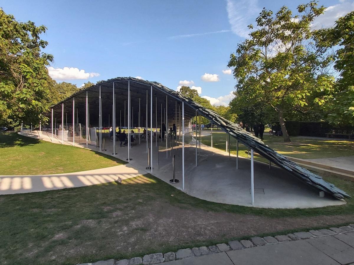 Serpentine Pavilion 2019 © Memoirs Of A Metro Girl 2019
