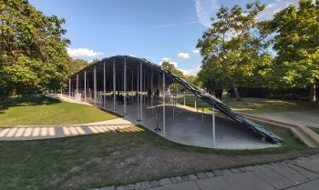 Serpentine Pavilion 2019 © Memoirs Of A Metro Girl 2019