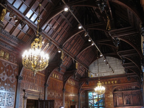 Two Temple Place Great Hall © Memoirs Of A Metro Girl 2020
