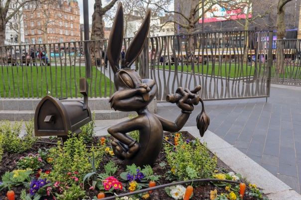 Scenes in the Sq Bugs Bunny © Memoirs Of A Metro Girl 2020