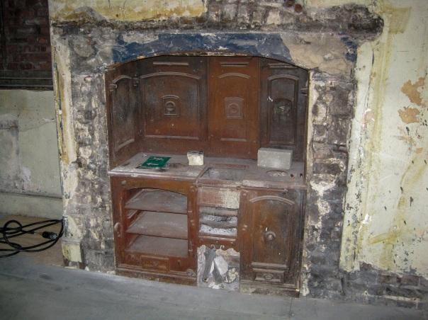 Shoreditch Town Hall basement © Memoirs Of A Metro Girl 2020