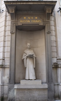 No.4 Austin Friars © Memoirs Of A Metro Girl 2020