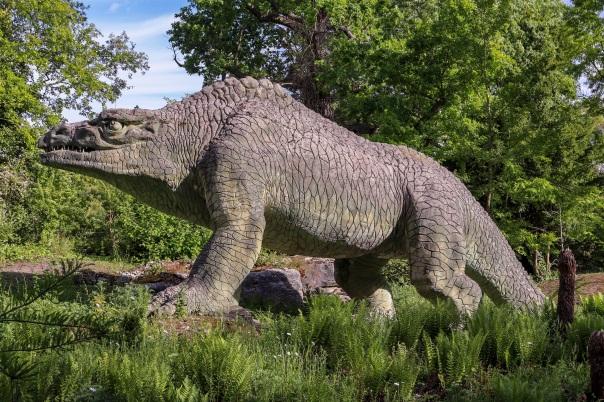 Dinosaurs Megalosaurus © Memoirs Of A Metro Girl 2020
