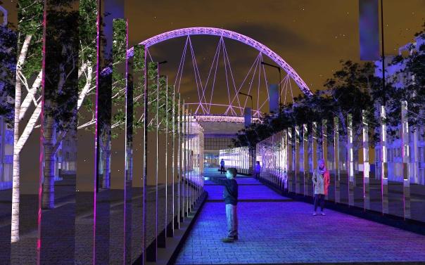 Wembley Park – Winterfest 2020