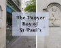 The Panyer Boy of St Paul's | What is the story behind this 17th centuryrelic?
