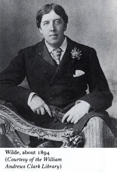 Oscar Wilde in 1894